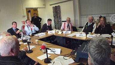 Image for Police And Crime Commissioner Debate
