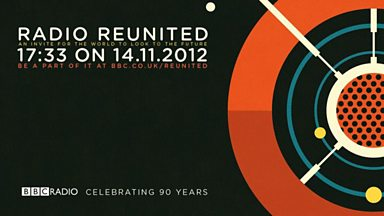 Image for Radio Reunited: Bringing BBC Radio together