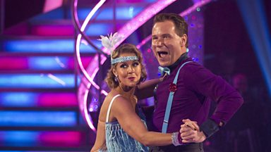 Image for Richard and Erin dance the Charleston to 'Pencil Full Of Lead'