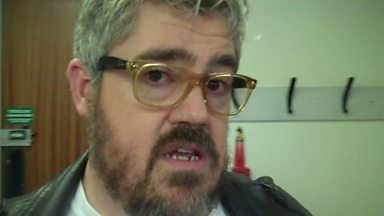 Image for Backstage Buzzcocks: Team Captain Phill Jupitus reminisces about the birth of Buzzcocks