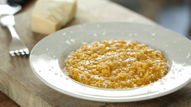 Image for Butternut squash risotto
