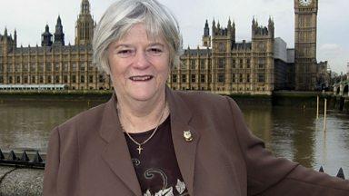 Image for Ann Widdecombe: We've locked ourselves in