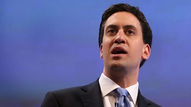 Image for Is Ed Miliband a leader of the Left?