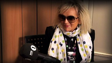 Image for Annie Nightingale's advice for BBC Introducing artists
