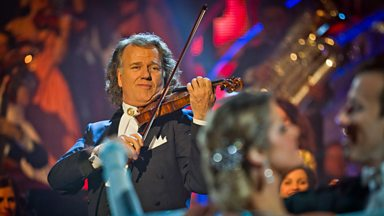 Image for Andre Rieu: Celebrity Interview