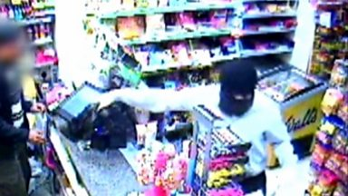 Image for Essex newsagents armed robbery