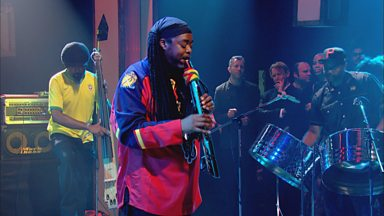 Image for Courtney Pine - Samuel Sharpe
