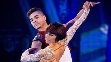 Image for Louis and Flavia dance the Paso Doble to 'Dirty Diana'