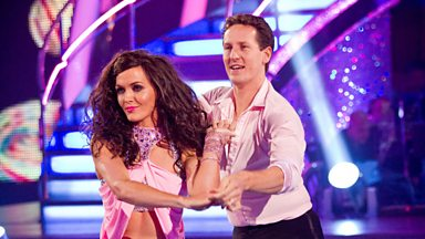 Image for Victoria and Brendan dance the Salsa to 'Candy'