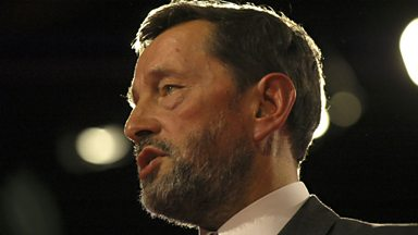 Image for David Blunkett: It has become a national bureaucracy