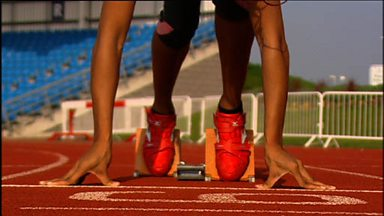Red Running Shoes Poem Words