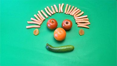 Image for The 'Five a Day' song - eating fruit and vegetables