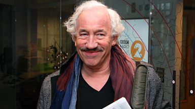 Image for Simon Callow chats to Steve Wright