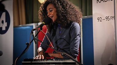 Image for Video: Corinne Bailey Rae sings The Sea