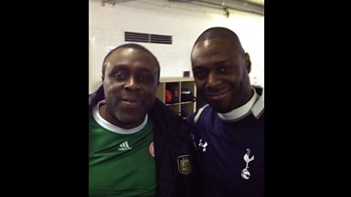 Image for Ledley King on riots, racism and Redknapp