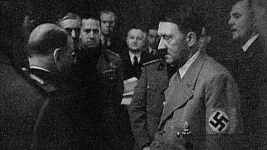Image for Chamberlain and the Munich Conference