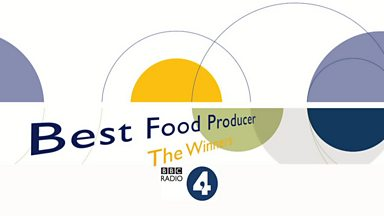 Image for Best Food Producer - The winners