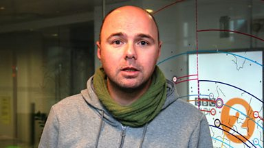 Image for Karl Pilkington chats to Steve Wright