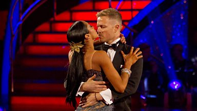 Image for Nicky and Karen dance the Argentine Tango to 'Skyfall'