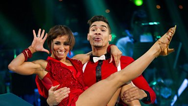 Image for Louis and Flavia dance the Charleston to 'Dr Wanna Do'