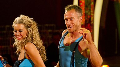 Image for Denise and James dance the Salsa to 'Rhythm Of The Night'