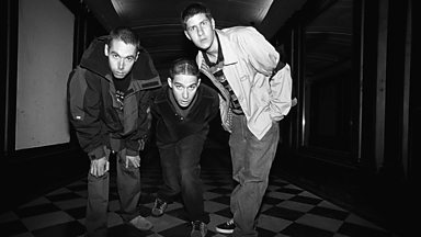 Image for Spike Jonze on the Beastie Boys