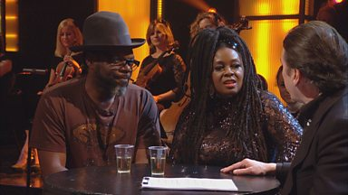 Image for Soul II Soul chat to Jools Holland