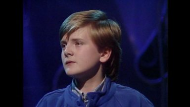 Image for Aled Jones -Walking in the Air    Christmas 1985