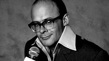 Image for Harry Hill: Celebrity Interview