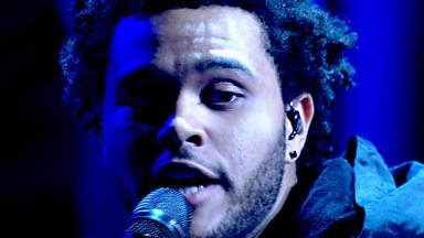 Image for The Weeknd - High For This live on Later... with Jools Holland