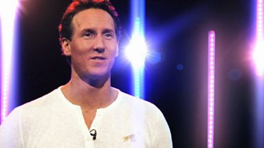 Image for Brendan Cole takes part in the Pro Dancer Challenge
