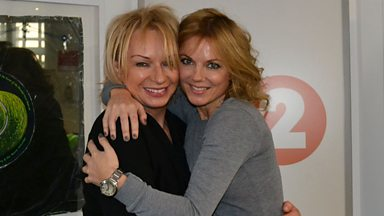 Image for Geri Halliwell and Judy Craymer chat to Graham Norton