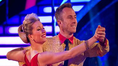 Image for Denise and James dance the Jive/Quickstep to 'Reet Petite'