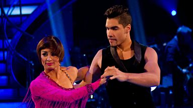 Image for Louis and Flavia dance the Tango/Rumba to 'With or Without You'