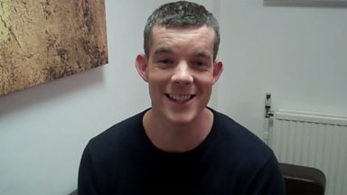 Image for Backstage Buzzcocks: Russell Tovey tells us about his favourite Christmas tunes