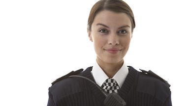 Image for Women in the police: The Power List