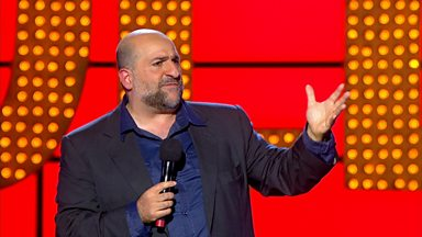 Image for Omid Djalili - Girl on a Plane