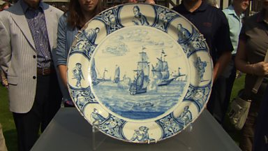 Image for Dutch Delft plate