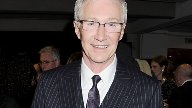 Image for Paul O'Grady shares his cure for the common cold