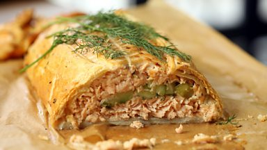 Image for Salmon Wellington
