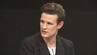 Image for A Christmas Q&A with Matt Smith and the Team