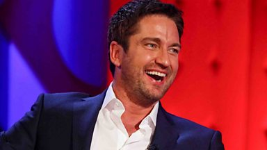 Image for Gerard Butler: Extended Interview