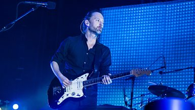 Image for Thom Yorke and Nigel Godrich chat to Zane