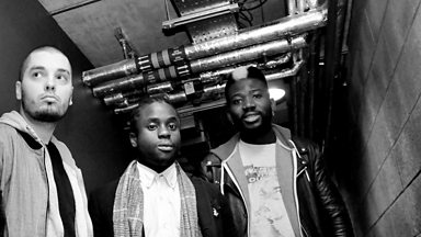 Image for Young Fathers Session Track:Rrramada