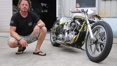 Image for Charley Boorman: Celebrity Interview