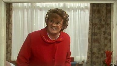 Image for Mrs. Brown Tests Grandad's Memory