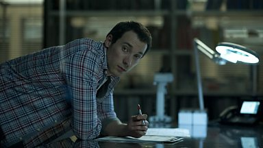Image for David Caves stars in 'Silent Witness'