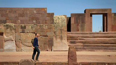 Image for The collective spirit of the Tiwanaku people