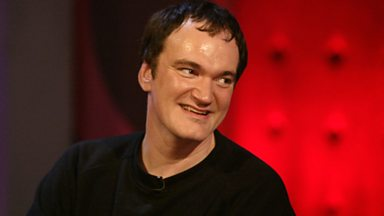 Image for Quentin Tarantino chats to Steve Wright
