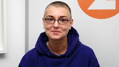 Image for Sinead O'Connor chats to Steve Wright